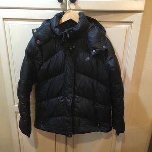 Nike down puffer jacket xl